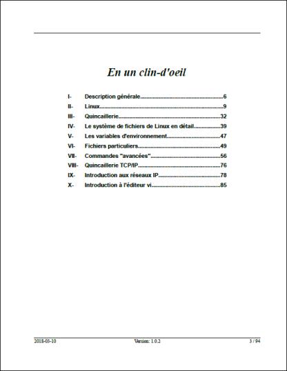 Cahier-0: En un clin-d'oeil